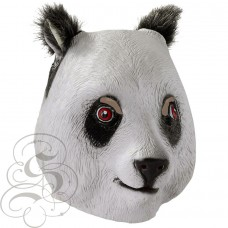Latex Panda Mask
