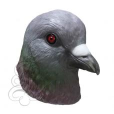Latex Pigeon Bird Mask