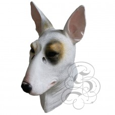 Latex Pit Bull Dog Mask