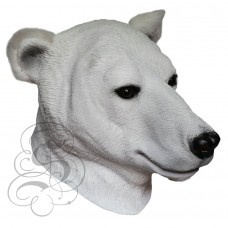 Latex Polar Bear Mask