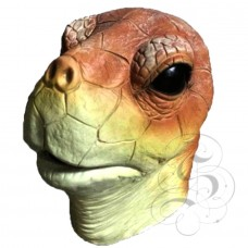 Latex Land Tortoise Turtle Mask