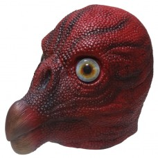 Latex Vulture Mask