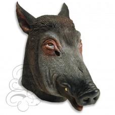 Latex Wild Boar Mask