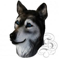 Latex Wolf Mask