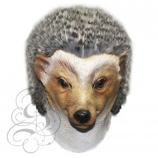 Latex Hedgehog Mask