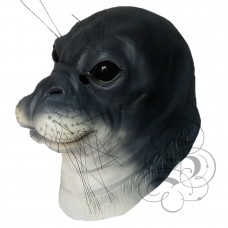 Latex Seal Mask