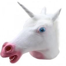 Latex Unicorn Mask