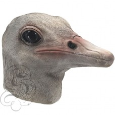 Latex Ostrich Mask