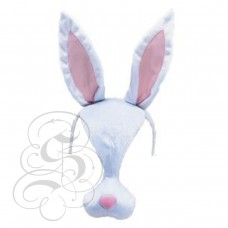Rabbit Plush Mask