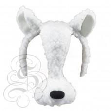 Sheep Plush Mask