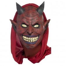 Red Devil Latex Mask